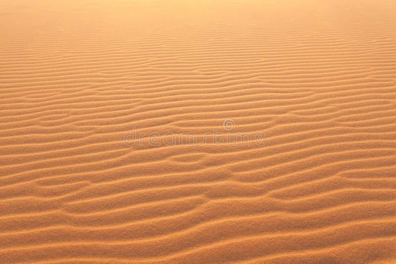 Bakgrundstextur av sand fotografering för bildbyråer
