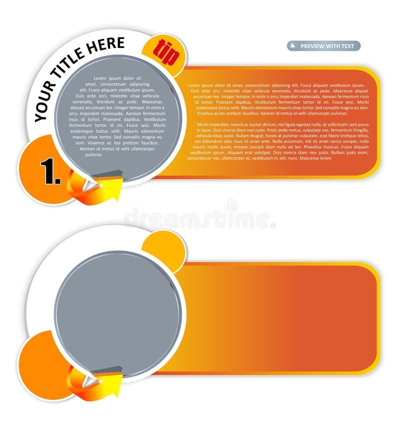 bakgrundstidskriften tippar vektorn stock illustrationer