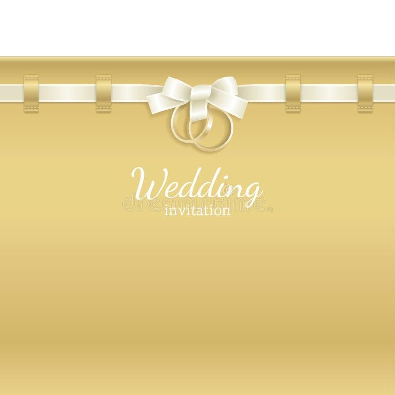 Bakgrundstitelradbröllop