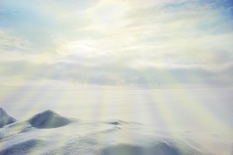 bakgrundsvinter arkivfoto
