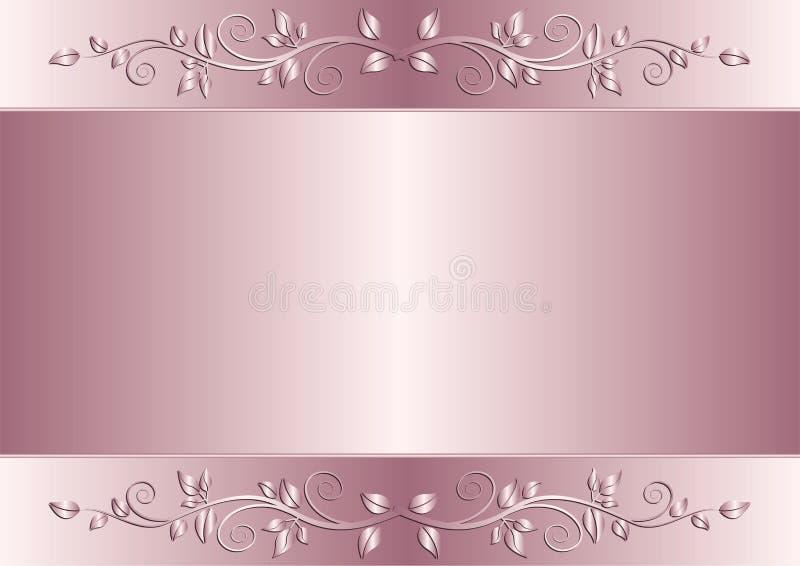 bakgrundsviolet stock illustrationer