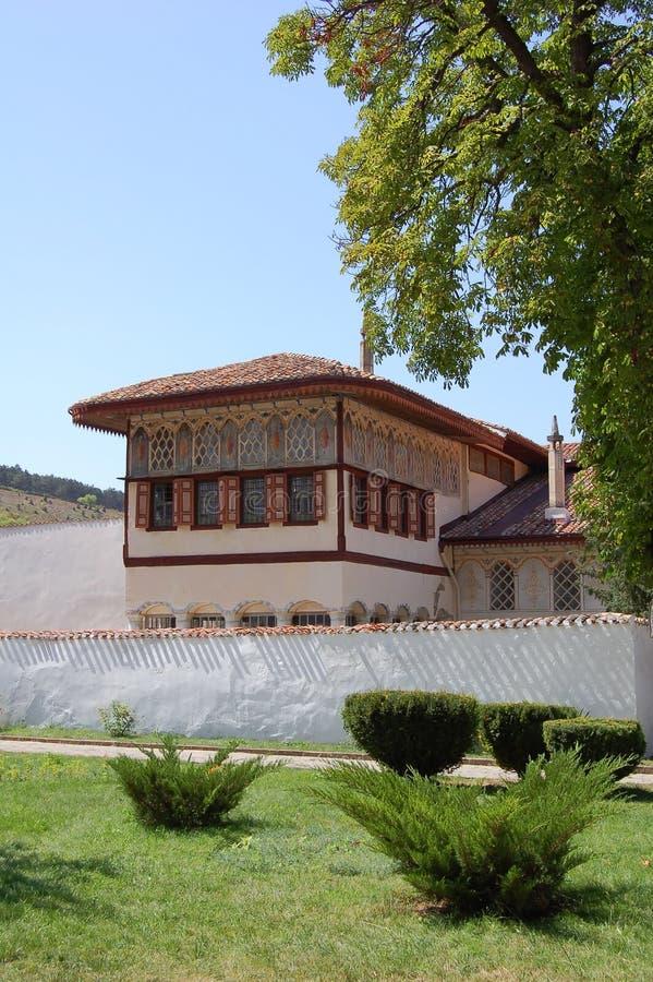 bakhchisaray khan παλάτι s στοκ φωτογραφίες