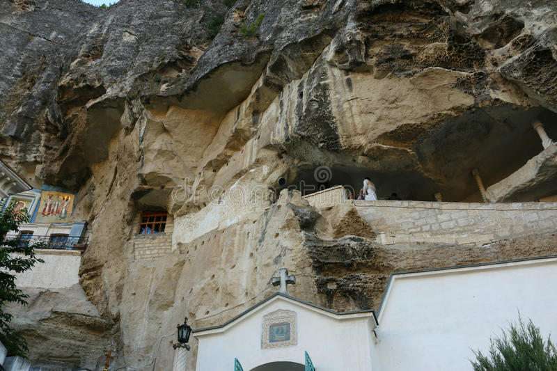 Download The Bakhchsarai Holy Dormition Monastery Stock Photo - Image: 83711042