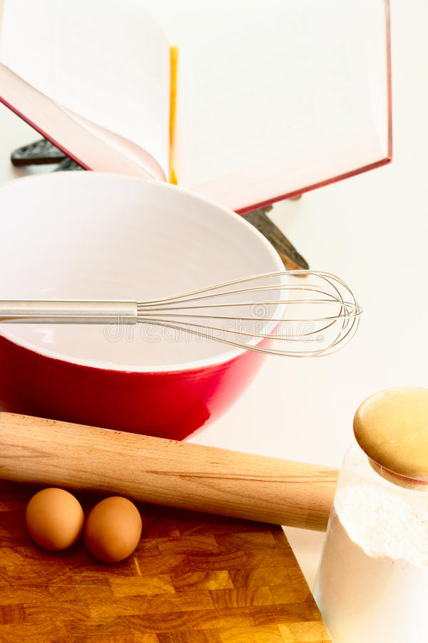 Download Baking stock image. Image of bake, fresh, book, baking - 10353463
