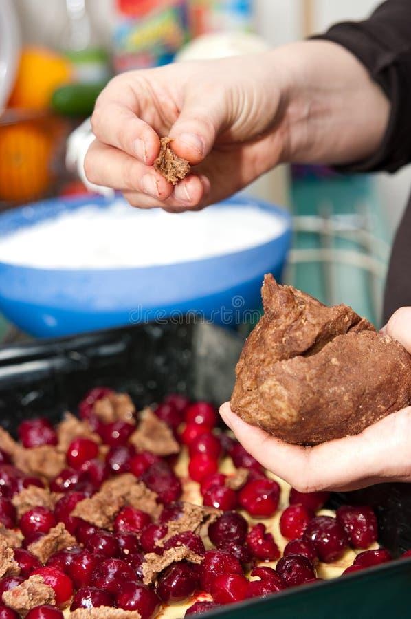 Download Baking cake stock photo. Image of cooking, prepare, prepares - 13513734