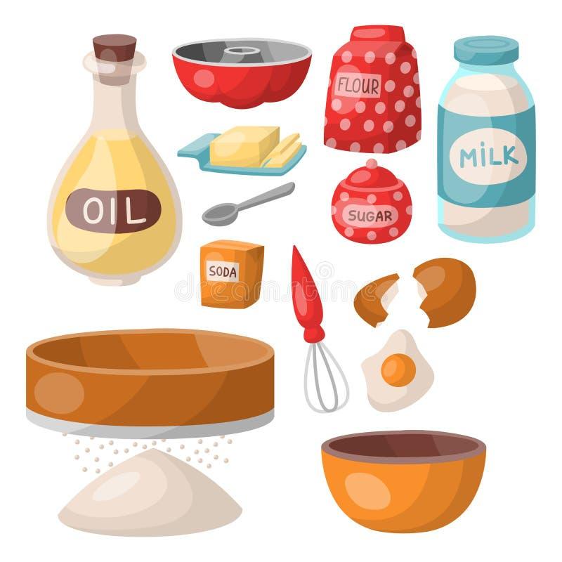 Baking Utensils Stock Illustrations 1 269 Baking Utensils