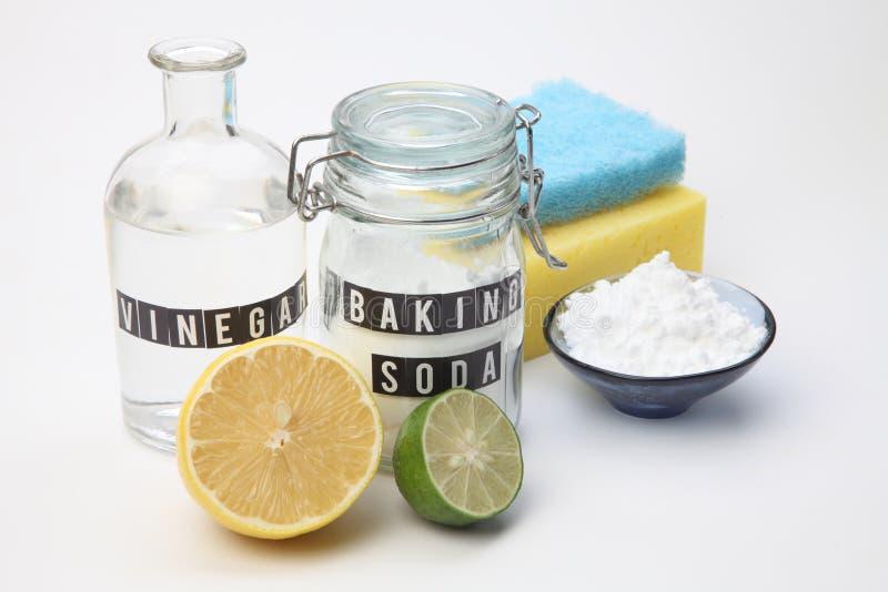 Baking soda stock photography