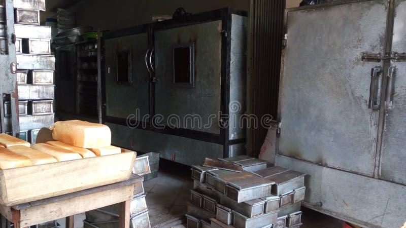 Bakkerij in Afrika stock afbeeldingen