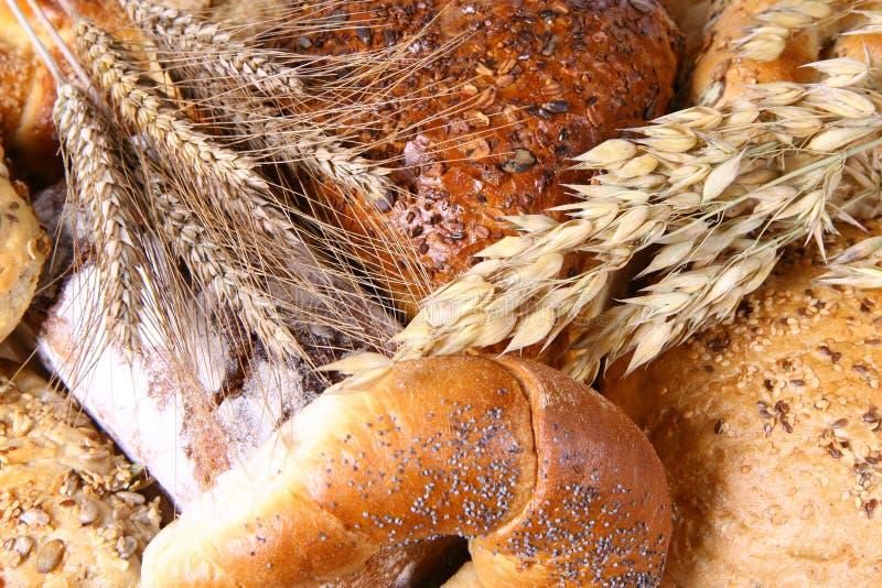 Bakkerswaren stock fotografie