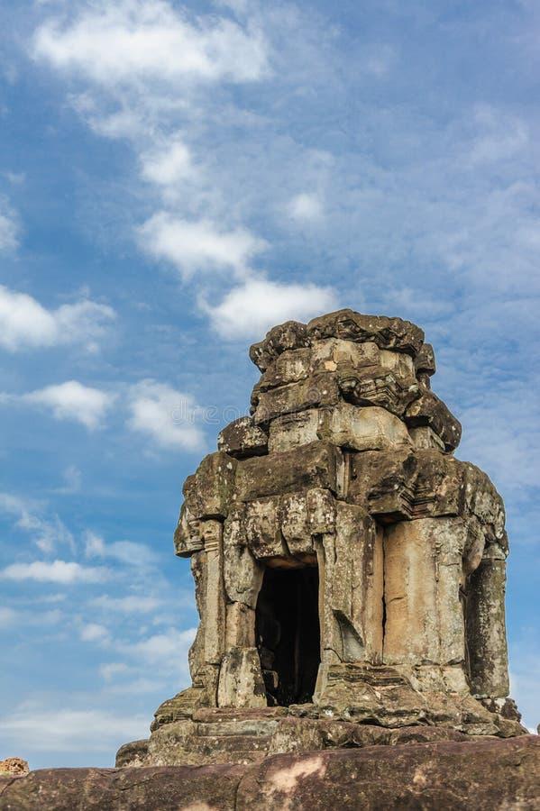 Bakong Minor Tower stockfoto