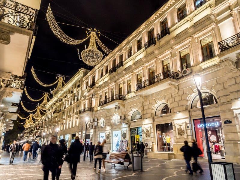 Bakou photo libre de droits