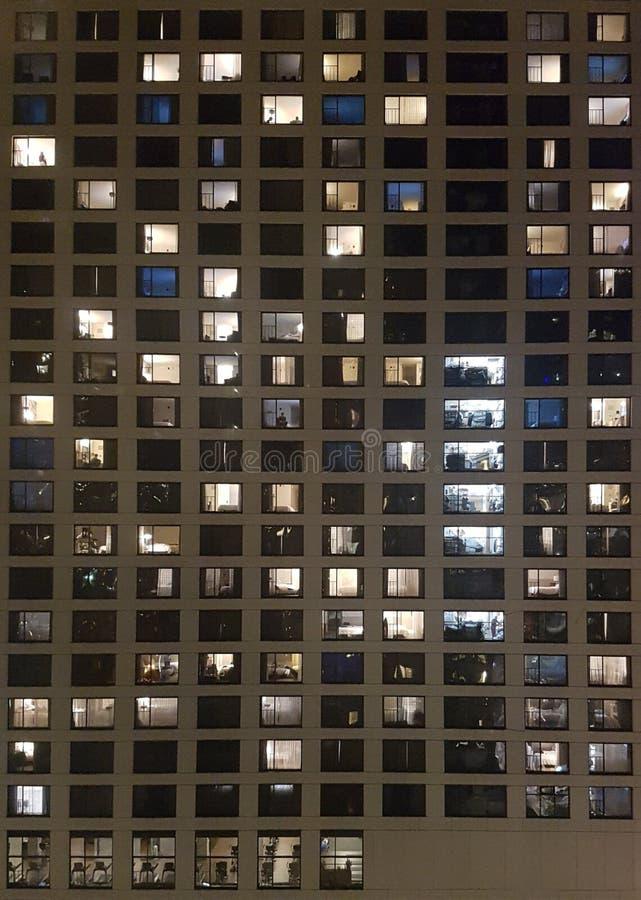 Bakre fönster arkivfoton