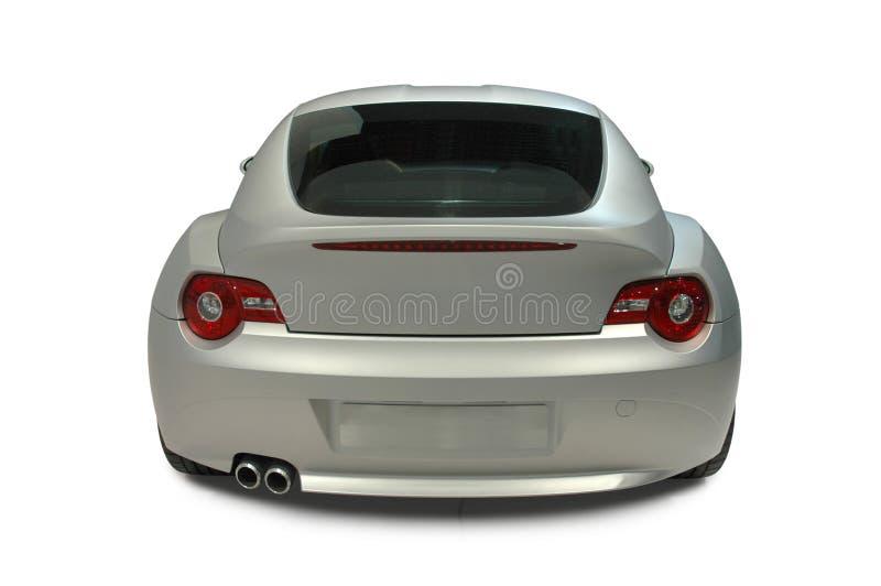 bakre sportsikt för bil royaltyfri bild