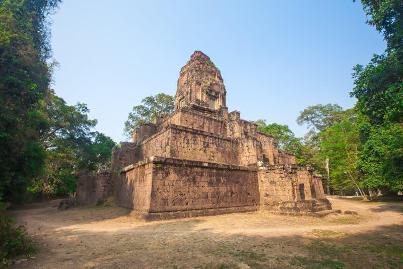 Baksei Chamkrong,柬埔寨 免版税库存图片