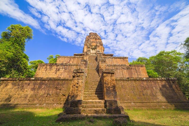Baksei Chamkrong, 10th century Hindu temple, part of Angkor Wat royalty free stock photo