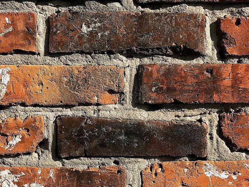 baksteen, achtergrond, baksteenachtergrond, achtergrond van bakstenen stock afbeelding