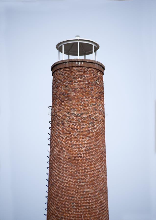 Baksteentoren stock afbeeldingen