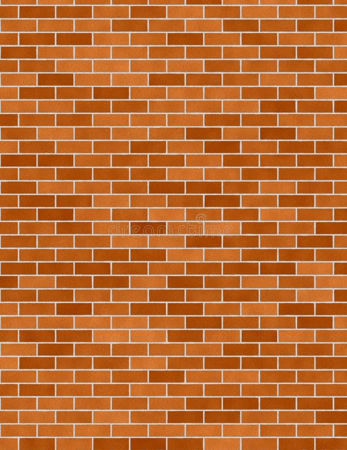 Bakstenen muur royalty-vrije illustratie