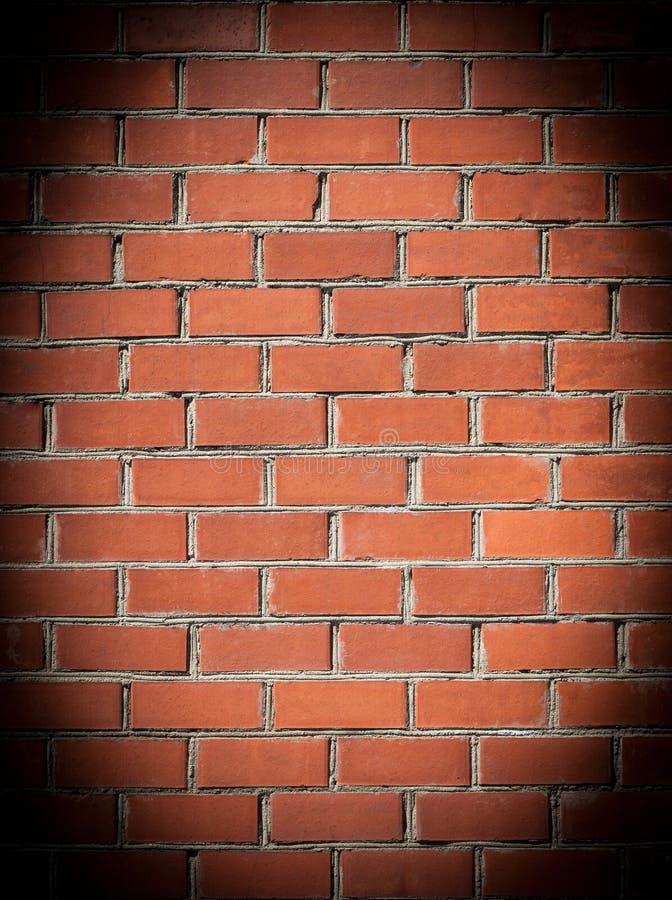 Bakstenen muur. stock illustratie