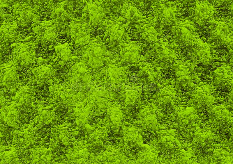 Bakteria mikroorganizmu komórki pod mikroskopem obrazy royalty free
