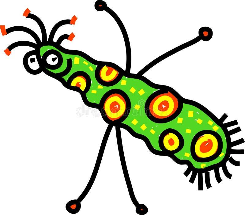 Download Bakterie stock illustrationer. Illustration av bakterier - 19796800