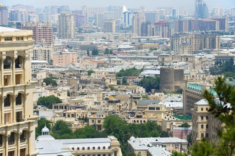 Baku stock afbeelding