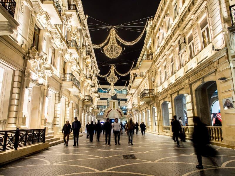 Baku imagens de stock