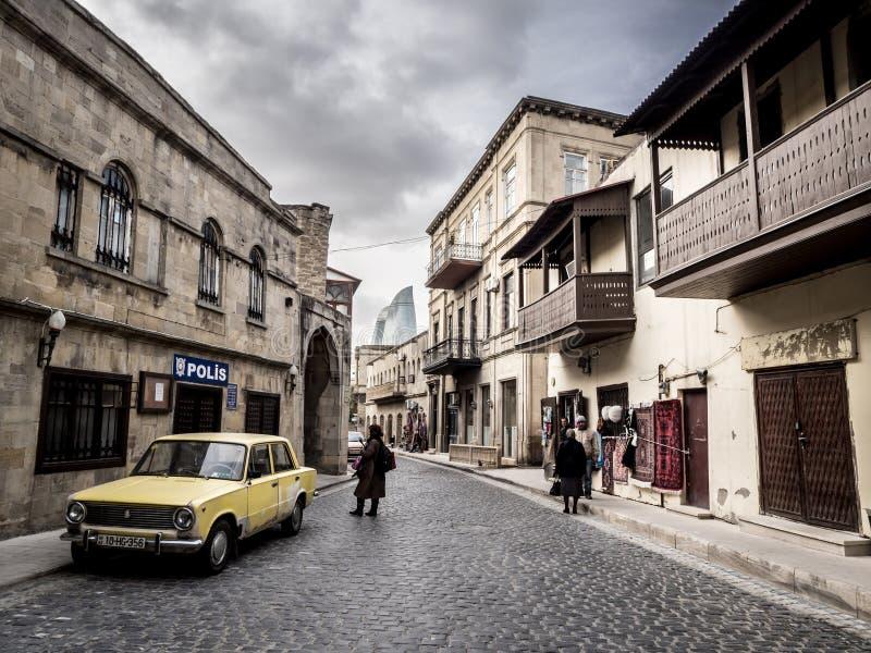 Baku foto de stock royalty free
