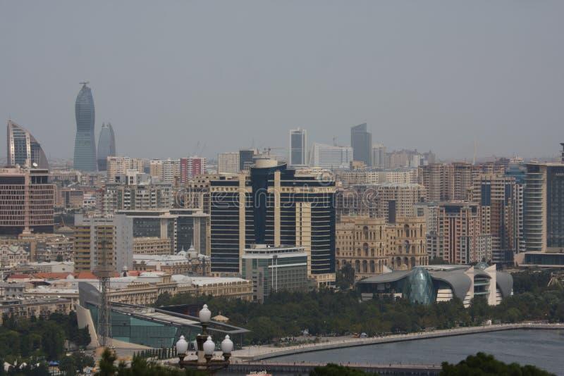 Baku Azerbaijan imagenes de archivo