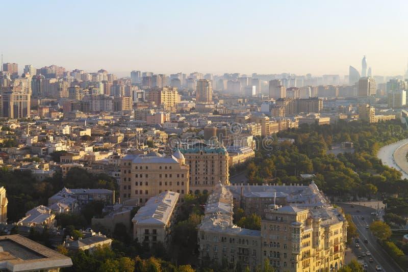 18 09 2017 - Baku, Azerbeidzjan stock afbeeldingen