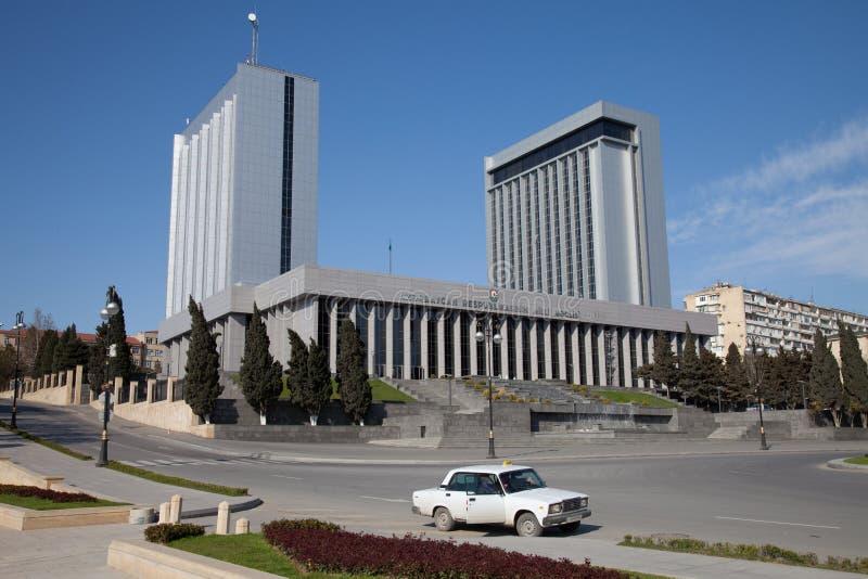 Download Baku, Azerbaijan Parliament House Stock Photo - Image: 14125718