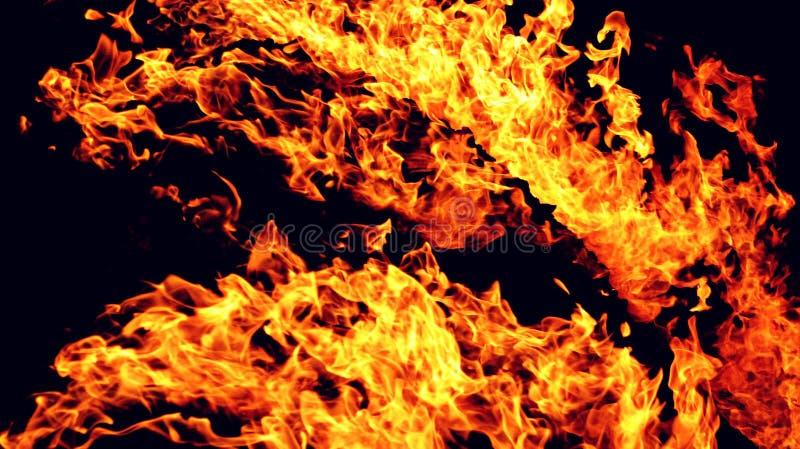 Baku bränner royaltyfri foto