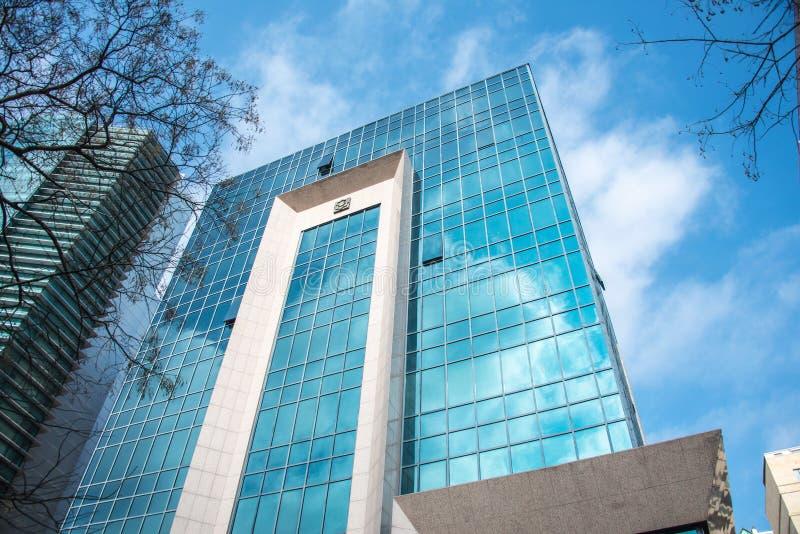 Baku - 1. März 2014 stockfoto