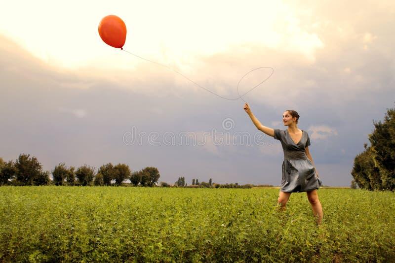 Balão fotos de stock