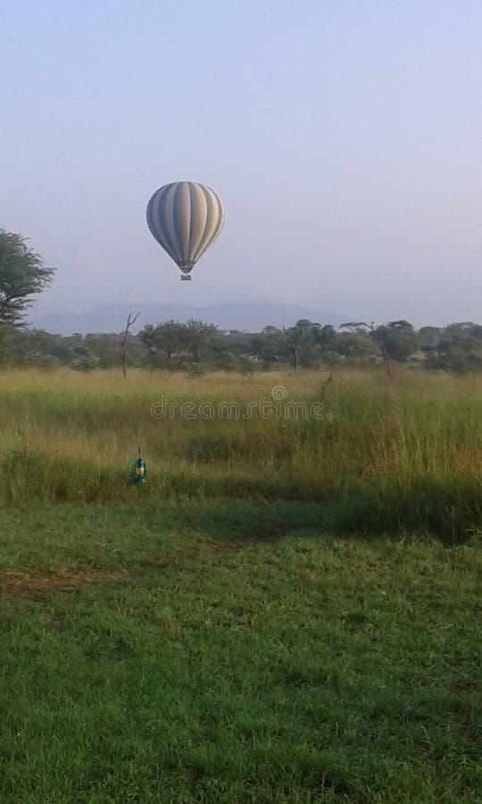 Balão de ar fotografia de stock royalty free
