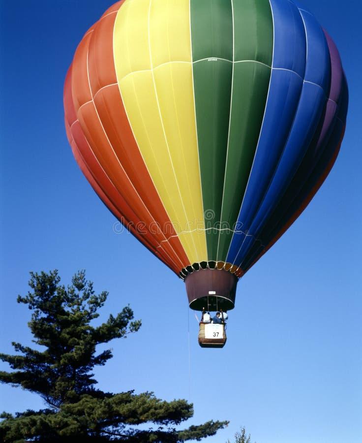 Balão de ar quente 02 fotos de stock