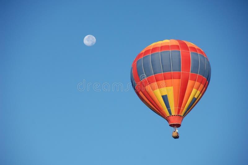 Balão de ar quente 1 imagens de stock