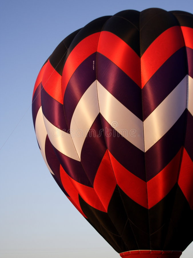 Balão de ar quente fotos de stock royalty free