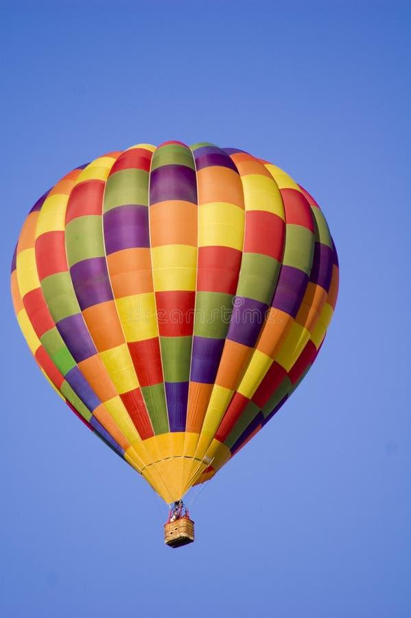 Balão de ar quente fotografia de stock