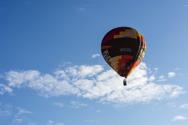 Balão de ar quente 2 imagens de stock royalty free