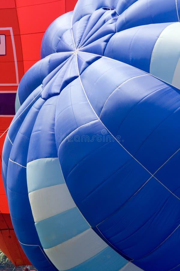 Balão de ar quente imagens de stock