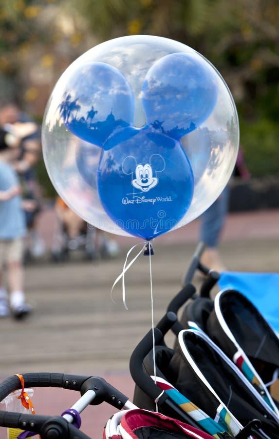 Balão de Disney imagem de stock