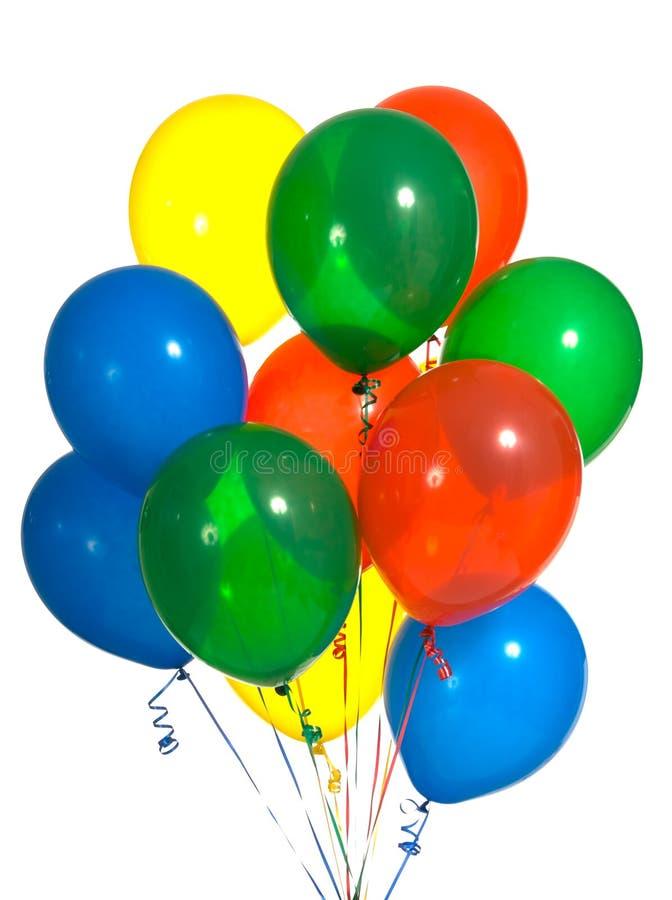 Balão do partido fotografia de stock