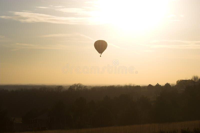 Balão Hot-air fotografia de stock royalty free