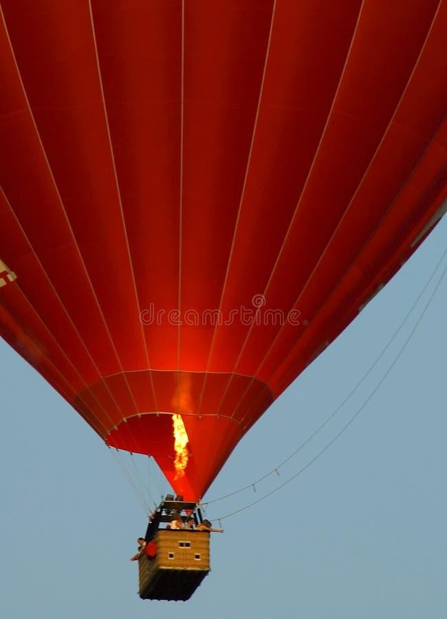 Balão no ar fotos de stock royalty free