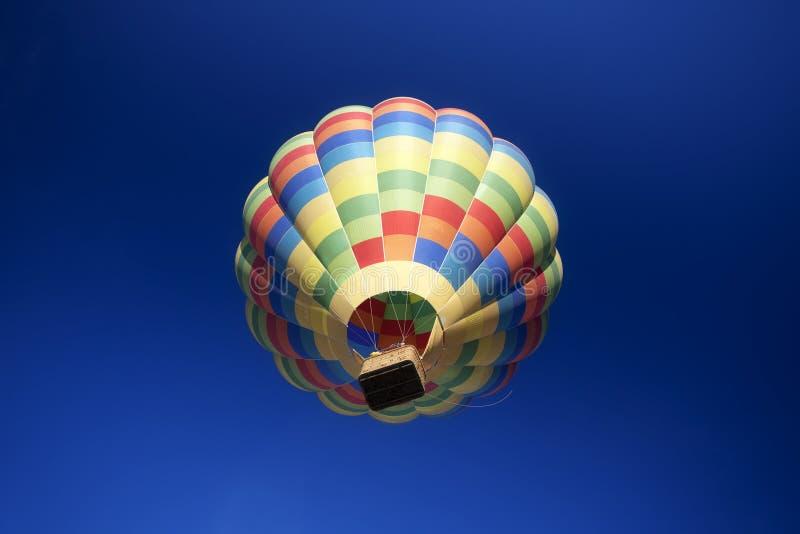 Balão solitário foto de stock royalty free