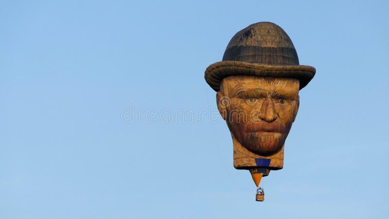 Balão Vincent imagem de stock royalty free