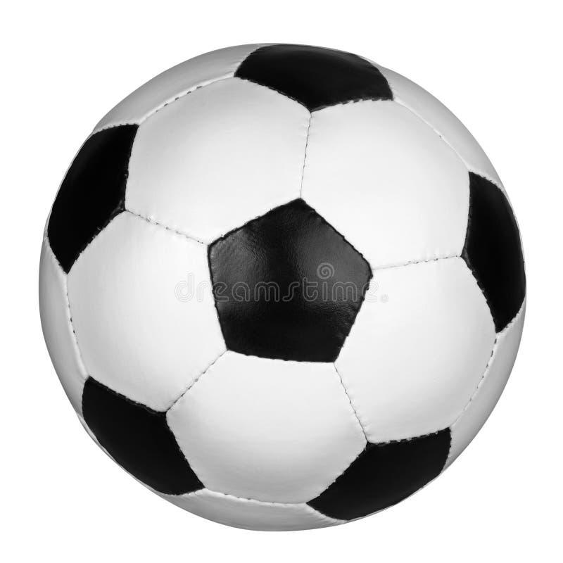 Balón de fútbol. imagen de archivo libre de regalías