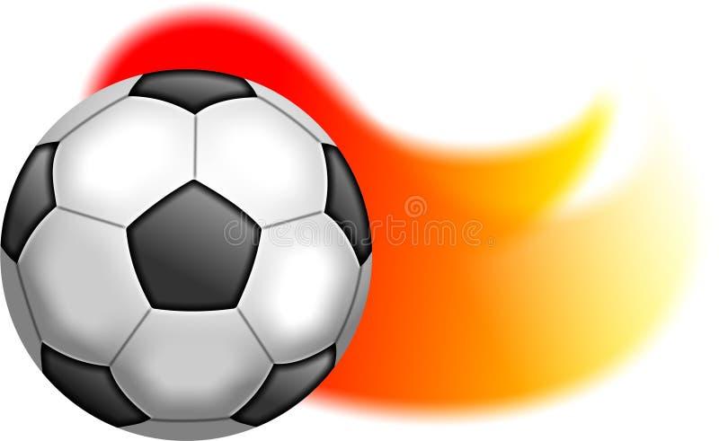 Balón de fútbol libre illustration