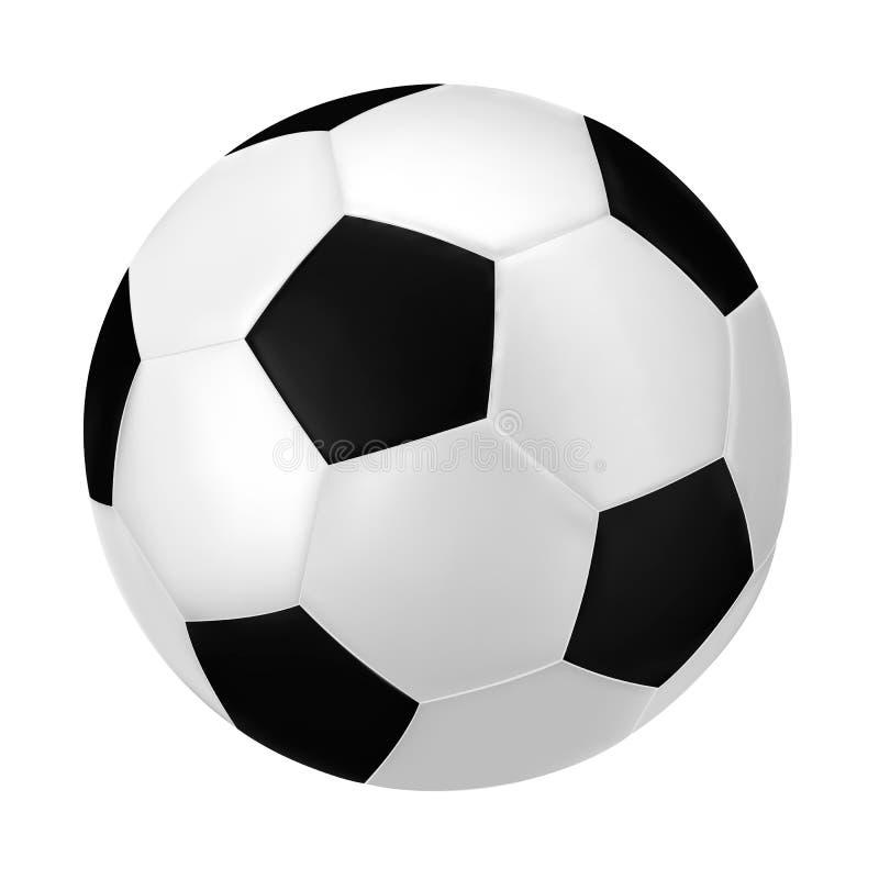 Balón de fútbol adentro libre illustration